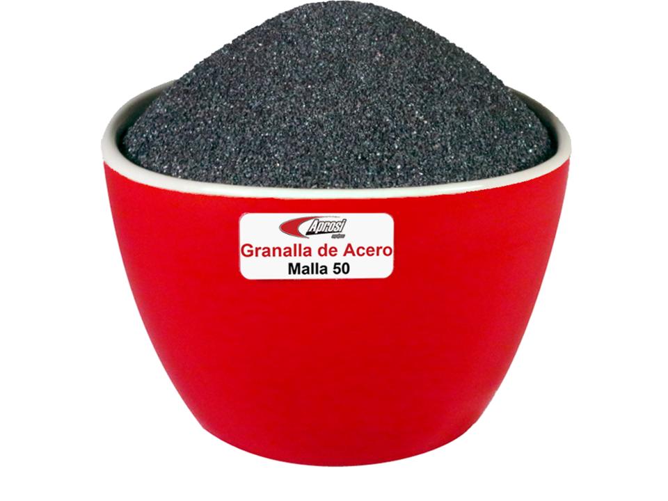 GRANALLA DE ACERO G-50