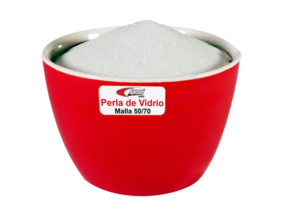 PEVI5070K PERLA DE VIDRIO MALLA 50-70 SACO 25 KG